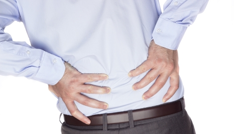Guideline focus: low back pain and sciatica (NICE)