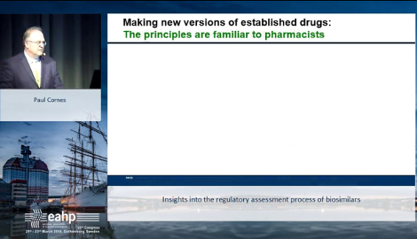 Insights into the regulatory assessment process of biosimilars
