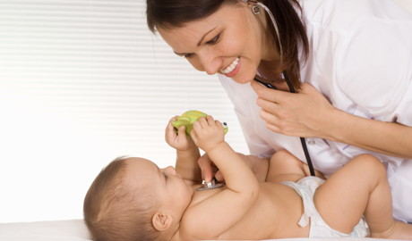 Ask an expert: Common problems in new babies in primary care