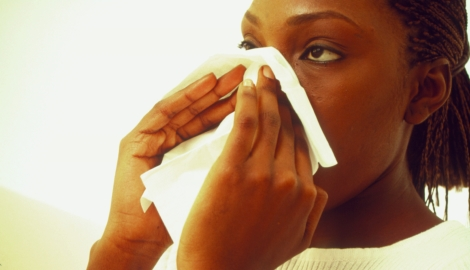 Ask an expert: Hay fever and perennial allergic rhinitis